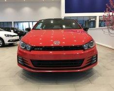 Bán Volkswagen Scirocco GTS sản xuất năm 2018, màu đỏ, xe nhập giá 1 tỷ 499 tr tại Hà Nội