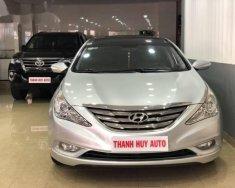 Cần bán Hyundai Sonata năm 2010, màu bạc, nhập khẩu xe gia đình, 510tr giá 510 triệu tại Đà Nẵng