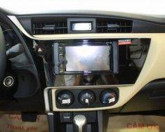 Bán xe Toyota Corolla altis 1.8E AT năm 2018, màu đen giá 675 triệu tại Tp.HCM