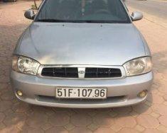Cần bán lại xe Kia Spectra đời 2007, màu bạc giá 130 triệu tại Bình Định