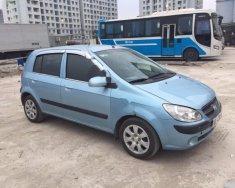 Bán Hyundai Getz Vip năm 2009, màu xanh lam, nhập khẩu giá 168 triệu tại Ninh Bình