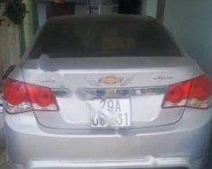 Bán xe Chevrolet Cruze LS 1.6 MT sản xuất 2012, màu bạc  giá 338 triệu tại Khánh Hòa