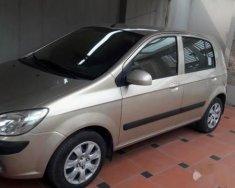 Cần bán gấp Hyundai Getz đời 2009, màu ghi vàng   giá 250 triệu tại Hà Nội