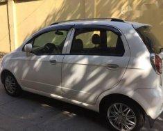 Cần bán gấp Chevrolet Spark đời 2009, màu trắng chính chủ, 127tr giá 127 triệu tại Đà Nẵng