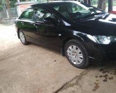 Bán Honda Civic 1.8 MT đời 2008, màu đen giá 325 triệu tại Nghệ An