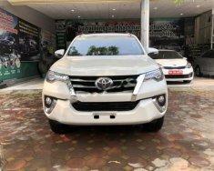 Bán Toyota Fortuner 2.7V 4x4 AT năm 2016, màu trắng, xe nhập giá 1 tỷ 290 tr tại Hà Nội