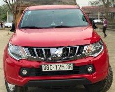 Chính chủ bán xe Mitsubishi Triton 4x2 AT đời 2017, màu đỏ, nhập khẩu giá 535 triệu tại Phú Thọ