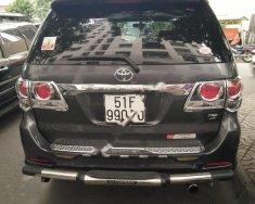 Bán Toyota Fortuner G sản xuất 2016, màu xám giá 875 triệu tại Tp.HCM
