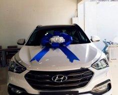 Bán Hyundai Santa Fe 2.4L đời 2018, màu trắng giá 920 triệu tại Tp.HCM
