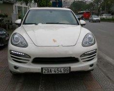 Bán xe Porsche Cayenne S đời 2011, màu trắng, nhập khẩu   giá 2 tỷ 290 tr tại Hà Nội