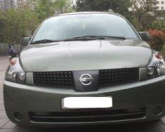 Bán Nissan Qashqai 3.5 AT 2005 xe gia đình, giá 460tr giá 460 triệu tại Hà Nội