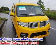 Xe bán tải Dongben X30 5 chỗ, Van Dongben x30 5 chỗ EURO 4 giá 285 triệu tại Tp.HCM