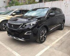 Cần bán Peugeot 5008 đời 2018, màu đen giá 1 tỷ 399 tr tại Thái Nguyên