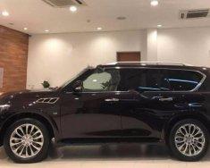 Cần bán Infiniti QX80 3.5 AWD sản xuất 2018, nhập khẩu nguyên chiếc giá 5 tỷ 800 tr tại Hà Nội
