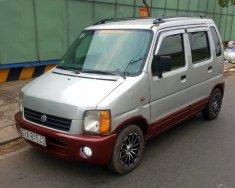 Cần bán gấp Suzuki Wagon R+ 1.0 MT 2003, màu bạc xe gia đình, 95tr giá 95 triệu tại Tp.HCM