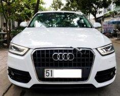 Cần bán lại xe Audi Q3 2.0L Quattro đời 2014, màu trắng, nhập khẩu chính chủ giá 1 tỷ 199 tr tại Tp.HCM