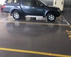 Cần bán Mitsubishi Triton DID 2009, màu xám, nhập khẩu nguyên chiếc giá 240 triệu tại Tp.HCM
