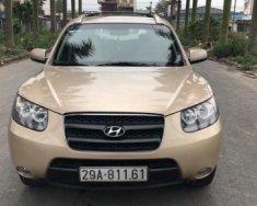 Bán xe Hyundai Santa Fe sản xuất 2007, màu vàng cát giá 438 triệu tại Hải Phòng