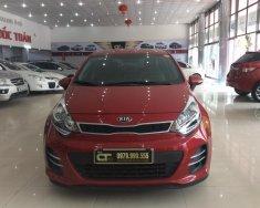 Cần bán lại xe Kia Rio 1.4AT năm sản xuất 2015, màu đỏ, xe nhập giá 539 triệu tại Hải Phòng