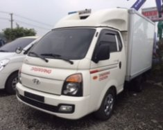 Xe tải Hyundai Porter đông lạnh 2014/ Hyundai Porter đông lạnh 2014 giá 490 triệu tại Bình Dương