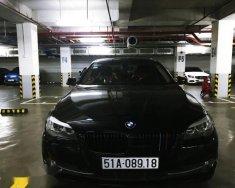 Cần bán lại xe BMW 5 Series 523i đời 2010, màu đen chính chủ, giá 880tr giá 880 triệu tại Tp.HCM