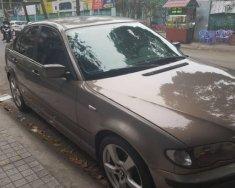 Bán BMW 3 Series 318i sản xuất 2002, màu nâu, xe nhập chính chủ giá 198 triệu tại Tp.HCM