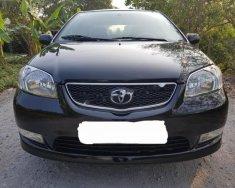 Bán xe Toyota Vios sản xuất 2004, màu đen xe gia đình giá 225 triệu tại Đồng Tháp