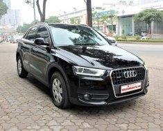 Bán ô tô Audi Q3 Q3 đời 2014, màu đen, nhập khẩu nguyên chiếc giá 1 tỷ 250 tr tại Hà Nội