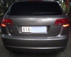 Bán lại xe Audi A3 đời 2010, màu xám, nhập khẩu giá 650 triệu tại Bình Dương