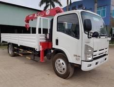 Bán xe tải ISUZU , xe tải thùng isuzu , xe cẩu isuzu , xe chuyên dụng isuzu bán trả góp giá 657 triệu tại Cả nước