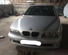 Cần bán gấp BMW 5 Series 525i đời 2002, màu bạc, giá chỉ 239 triệu giá 239 triệu tại Tp.HCM