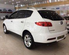 Bán Luxgen U7 2.2T sản xuất năm 2010, màu trắng, nhập khẩu số tự động giá 405 triệu tại Hải Phòng