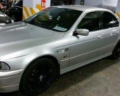 Cần bán BMW 5 Series 525i đời 2002, màu bạc, giá 199tr giá 199 triệu tại Tp.HCM