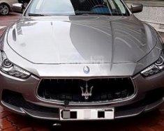 Bán xe Maserati Ghibli 3.0 V6 năm 2016, màu xám, nhập khẩu nguyên chiếc như mới giá 4 tỷ 700 tr tại Tp.HCM