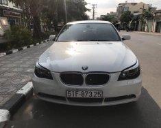 Bán BMW 5 Series 525i đời 2005, màu trắng giá 335 triệu tại Tp.HCM