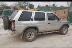 Bán Nissan Pathfinder đời 1995, màu bạc giá 95 triệu tại Tp.HCM