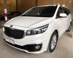 Cần bán Kia Sedona 3.3L GAT 2017, màu trắng giá 1 tỷ 220 tr tại Tp.HCM