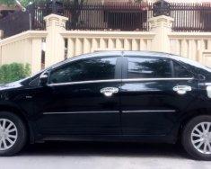 Cần bán xe Toyota Vios 1.5E 2011, màu đen, xe gia đình ít đi 316TR giá 316 triệu tại Hà Nội