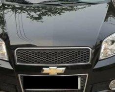 Bán Chevrolet Aveo 1.5 AT đời 2014, màu đen giá 299 triệu tại Thái Nguyên