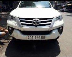 Cần bán lại xe Toyota Fortuner sản xuất 2017, màu trắng, giá chỉ 350 triệu giá 350 triệu tại Lâm Đồng