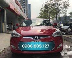 Cần bán xe Hyundai Veloster 1.6 AT GDI 2011, màu đỏ siêu mới giá 525 triệu tại Hà Nội