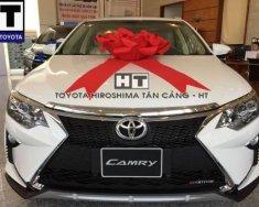 Bán xe Toyota Camry 2.0E đời 2018, màu trắng, giá tốt giá 1 tỷ 5 tr tại Đồng Nai