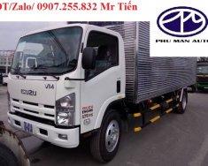 Xe tải ISUZU 3,49 Tấn Đời 2017 Bán Trả Góp Hỗ Trợ Vay Ngân Hàng giá 460 triệu tại BR-Vũng Tàu