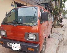 Cần bán lại xe Suzuki Super Carry Van 2005, màu đỏ xe gia đình giá 115 triệu tại Quảng Ninh