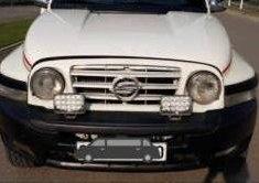 Bán xe Ssangyong Korando đời 2009, màu trắng, giá chỉ 250 triệu giá 250 triệu tại Gia Lai