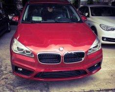 Bán BMW 2 Series 218i Gran Tourer sản xuất năm 2016, màu đỏ, xe nhập còn mới giá 1 tỷ 350 tr tại Tp.HCM