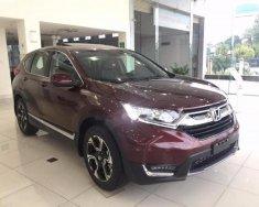 Cần bán Honda CR V năm 2018, màu đỏ, xe nhập giá 1 tỷ 73 tr tại Hà Nội
