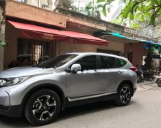 Cần bán lại xe Honda CR V L sản xuất năm 2018, màu bạc, nhập khẩu nguyên chiếc như mới giá 1 tỷ 139 tr tại Hà Nội