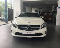 Bán xe Mercedes A200 sản xuất năm 2018, màu trắng giá 1 tỷ 339 tr tại Hà Nội