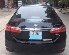 Cần bán Toyota Corolla Altis sản xuất 2015, màu đen giá 668 triệu tại Ninh Bình